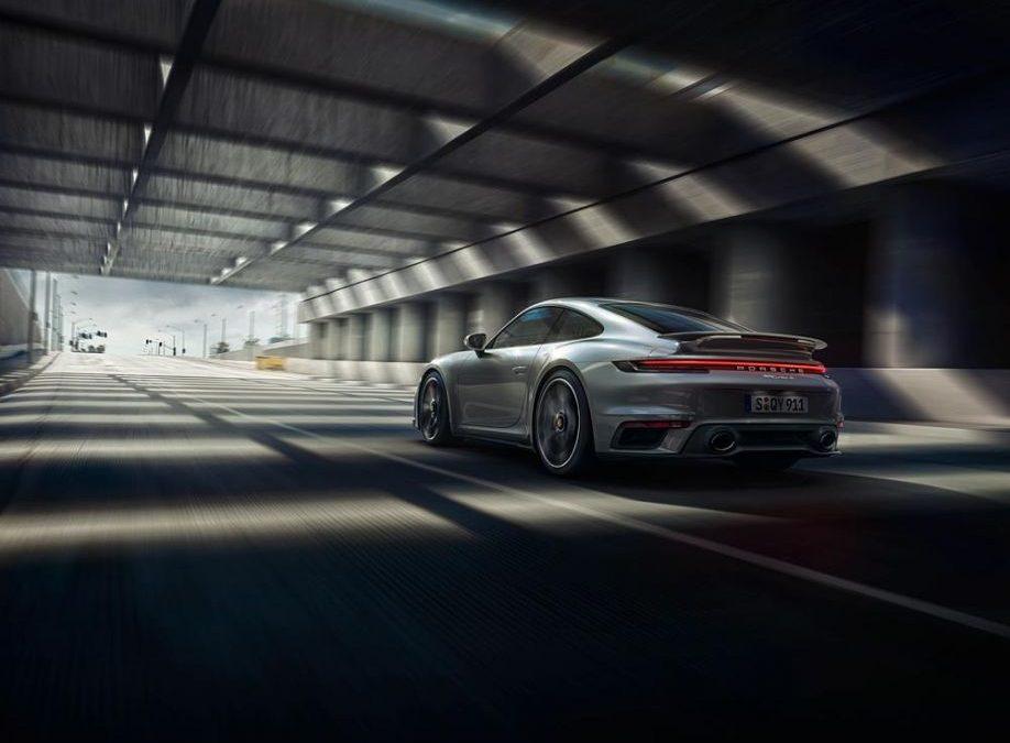 El nuevo Porsche 911 Turbo S 2021