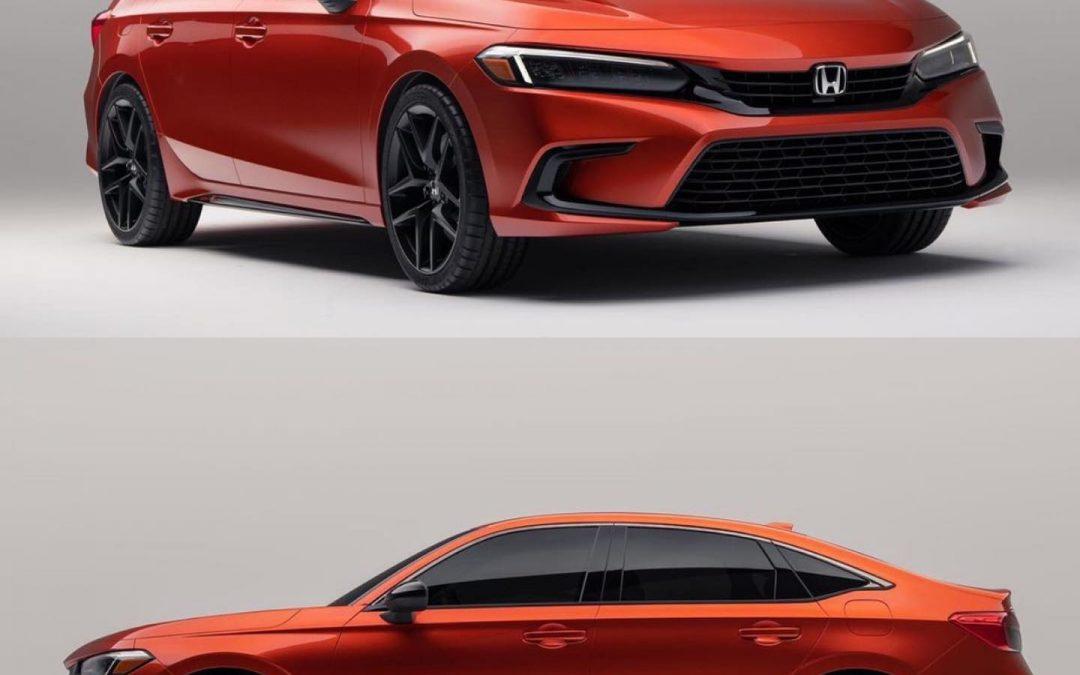 Honda revela prototipo 2022