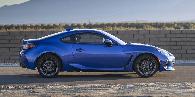 Subaru BRZ 2022: El deportivo asequible regresa con 231hp